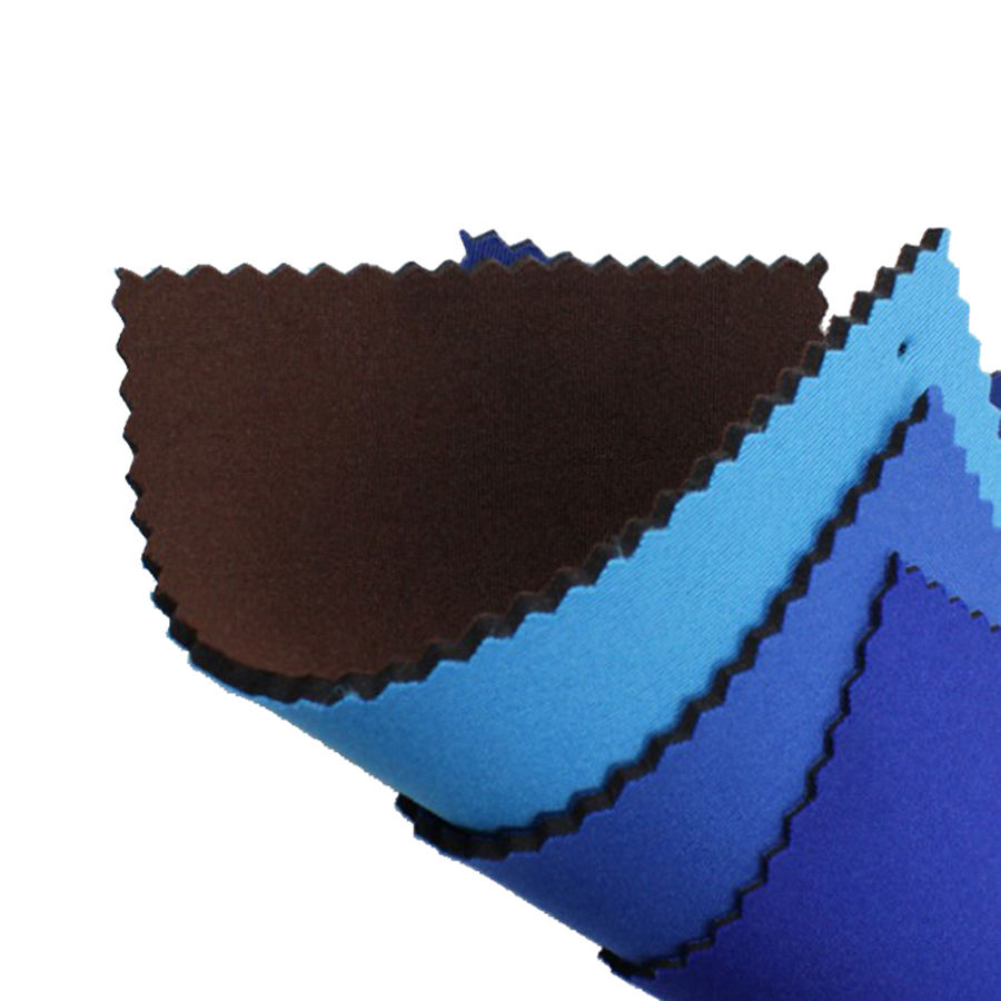 Free Sample 1.5-15 MM Neoprene Fabric Wholesale Sheet China Promotion Multi Colors Neoprene Material