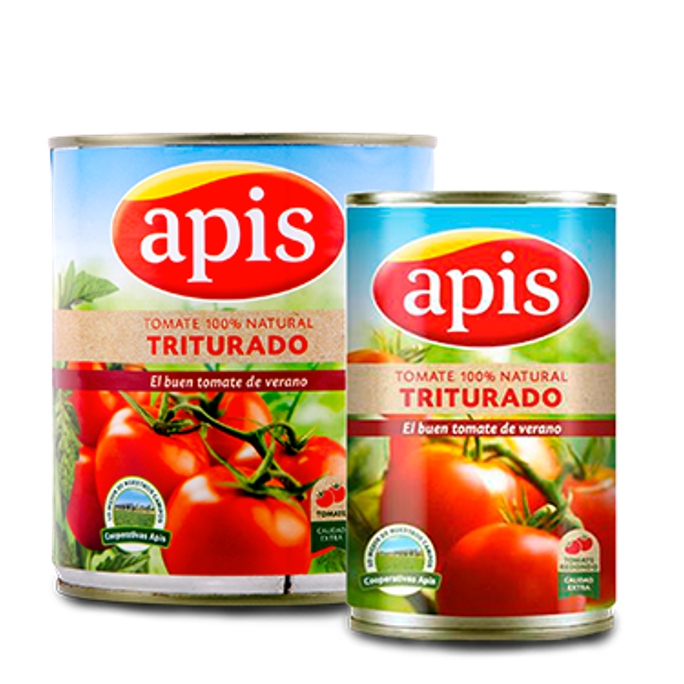 Top quality crushed tomato from Spain - Canned natural tomato - Passata tomato puree