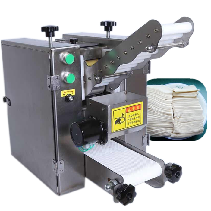 Usage domestique En Inde Roti Naan/Fabricant Automatique Roti Maker / Roti Chapati Faisant La Machine (whatsapp:008615039114052)