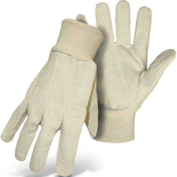 Cotton Canvas Work Gloves Premium 8 oz