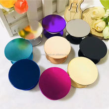 40mm Multi Colors Gold Custom Pocket Mobile Phone Case Stand Socket Cell Phone Holder Grip Phone Air Bag Airbag Bracket