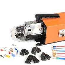 pneumatic cable terminal crimpers machine wire crimping tool machine