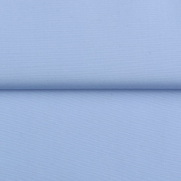 Wrinkle Free cotton stock piece dyed business dress fabric