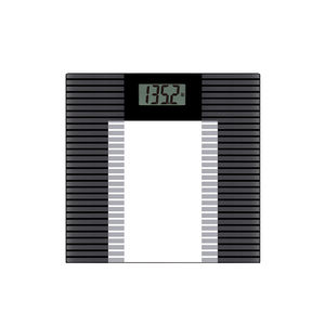 Digital weighing bathroom scale function Tempered glass 180kg balance scale Anti-slip electronic weighing scales