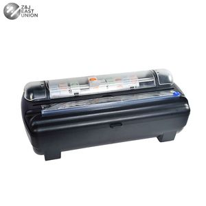 Food Grade Cutting Cling Film And Foil Plastic Wrap Dispenser For Sale