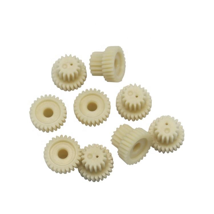 High Precision Plastic Manufacturer Spur Pinion Helical Gears Customized Plastic Gear