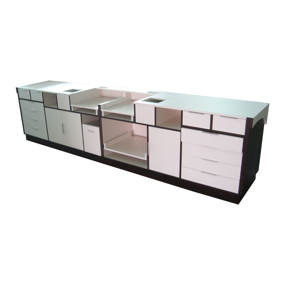 Wholesale comercial shop odm design marble countertop office reception desks office counter