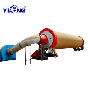 Drum Rotary Dryer For Biomass Waste