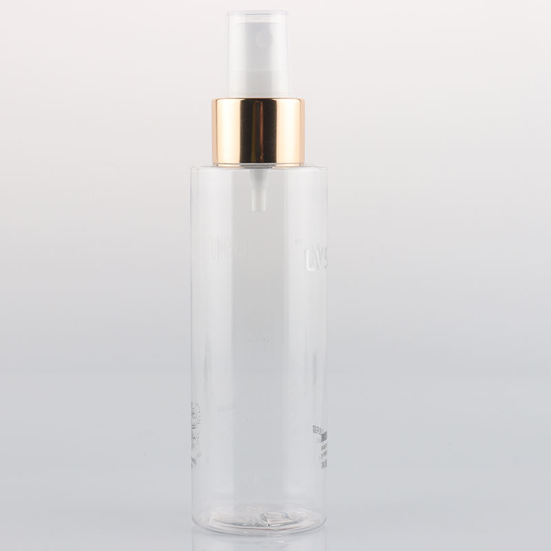 60ml PET mist spray bottle for alcohol spray with high quality spray pump