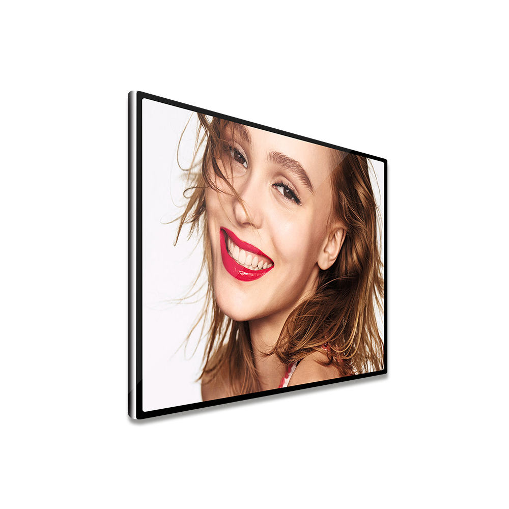 43 polegadas Indoor Wall Mount Infrared Multi touch-Android Signage Display Lcd Tela