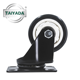 TYD 3IN/75mm PVC Industrial Caster Wheel without brake