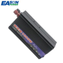 Best Price Of 1000W 12V 24V Ac To 110 V Dc 220V 1000Watt Pure Sine Wave Solar Power Inverter