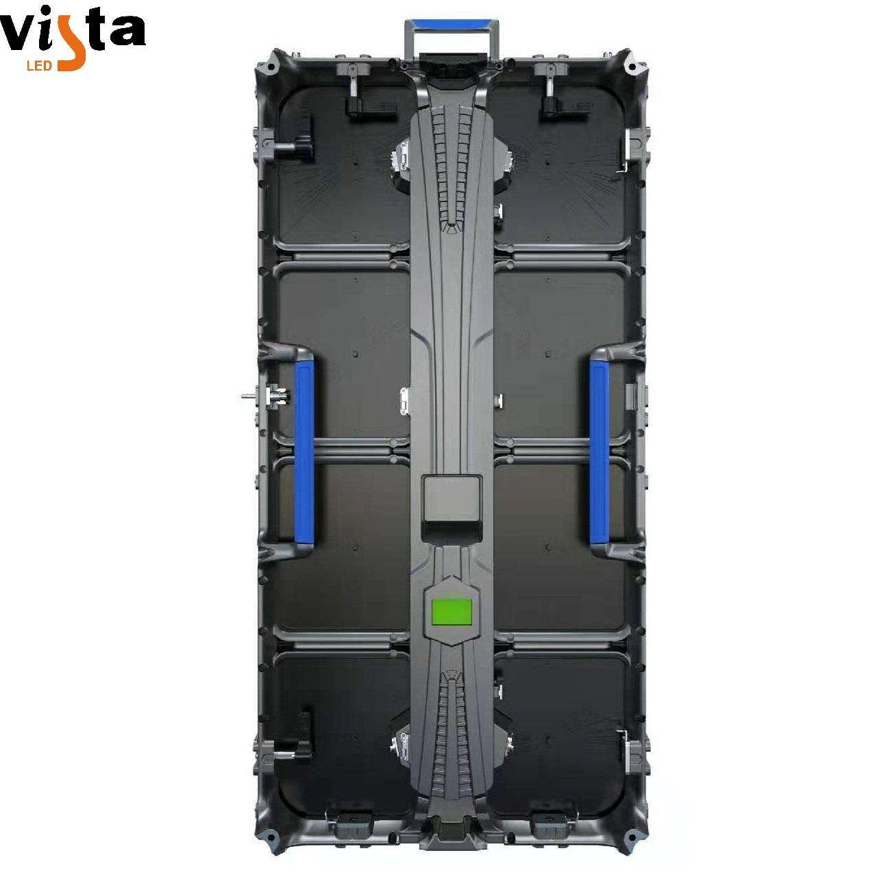 High class OLED LCD 4K HD TV Screen 500x500mm Cabinet indoor p2.6 2.604mm Ph2.6 led mobile module for events concert