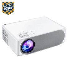 [Amazon Top Hot Selling] Factory OEM ODM 6000 High Lumens Native 1080p Full HD 4K LCD LED Video Portable HomeTheater Projector