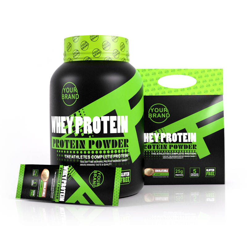 gold standard whey protein powder for muscle building