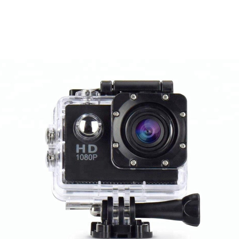 4K Wifi Action Camera 16MP 170D DV Go Waterproof Pro Extreme Sports Video Action Sports Camera