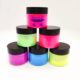 Fluorescent Powder Fluorescent Powder Yunzhu Wholesale Cosmetic Grade Nail Pigment Fluorescent Powder