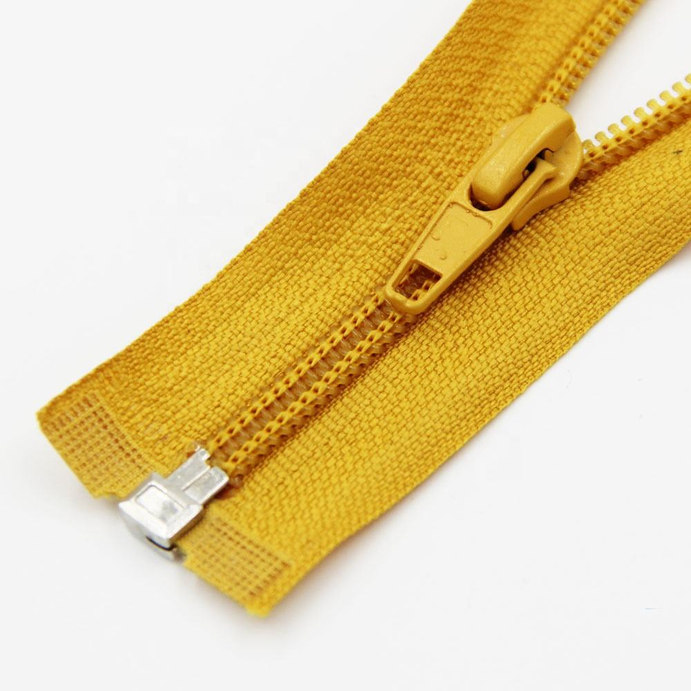 5# Nylon Zipper Auto Lock, Open end, custom zipper nylon