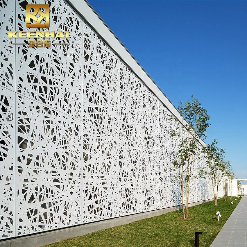 China Factory Aluminium Exterior Decorative Wall Cladding Panels for Building
