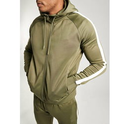 Wholesale Customized Fashion High Quality Fitness Tracksuit