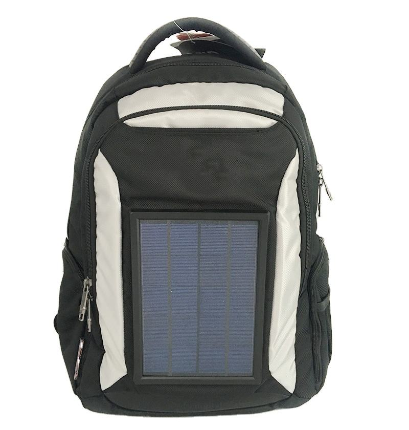 Solar energy laptop bags backpack for mens business laptop backpack travelling laptop backpack