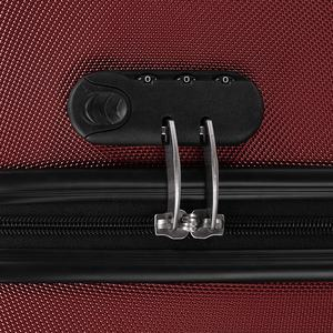 Holiday trolley luggage wheel high quality suitcase travel luggage 2020 luxury luggage trolley