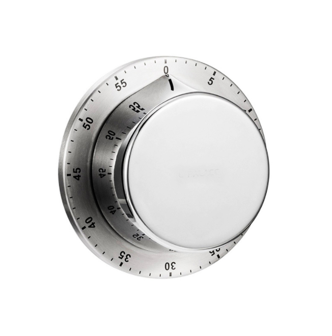 <span class=keywords><strong>Minuterie</strong></span> de cuisine De Cuisine Chef <span class=keywords><strong>Minuterie</strong></span> Horloge avec Alarme Sonore Aucune Pile Requise 100% Mécanique