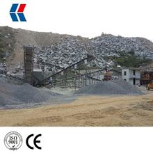 Complete Stone Crusher Plant, Stone Crushing Production Line for different Aggregate Sizes