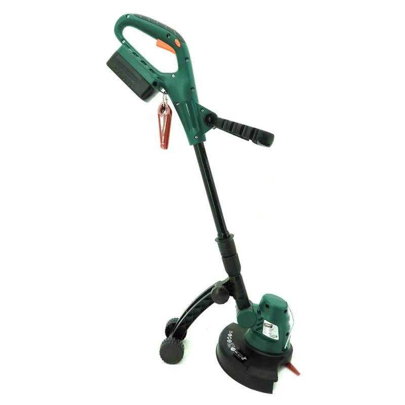 Low price electric cordless Li-ion grass cutting trimmer