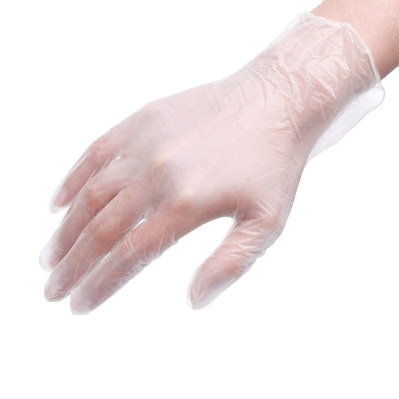 Food Grade Powder free Disposable Vinyl PVC Gloves