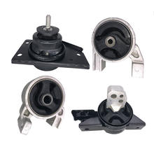 korean auto parts 21930-1G000 21910-1G000 21830-1G000 21810-1G000 front right engine rubber motor mount kits
