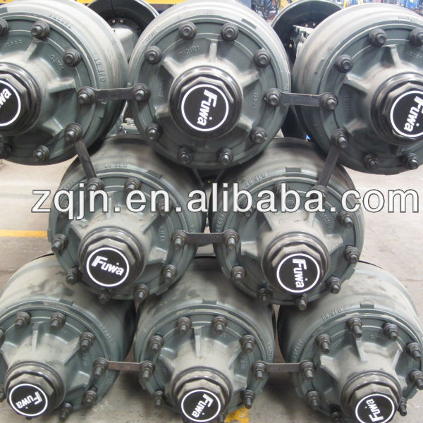 The Best trailer parts supplier trailer axles for sale