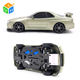 New Product Indoor MINI-Q9 Electrics Power High Speed Metal RC Car Brushless Race Drifting Radio Control Toys