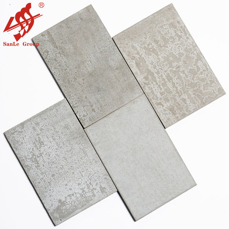 Alibaba China fabrikant van Internationale hoge prestaties fiber cement board