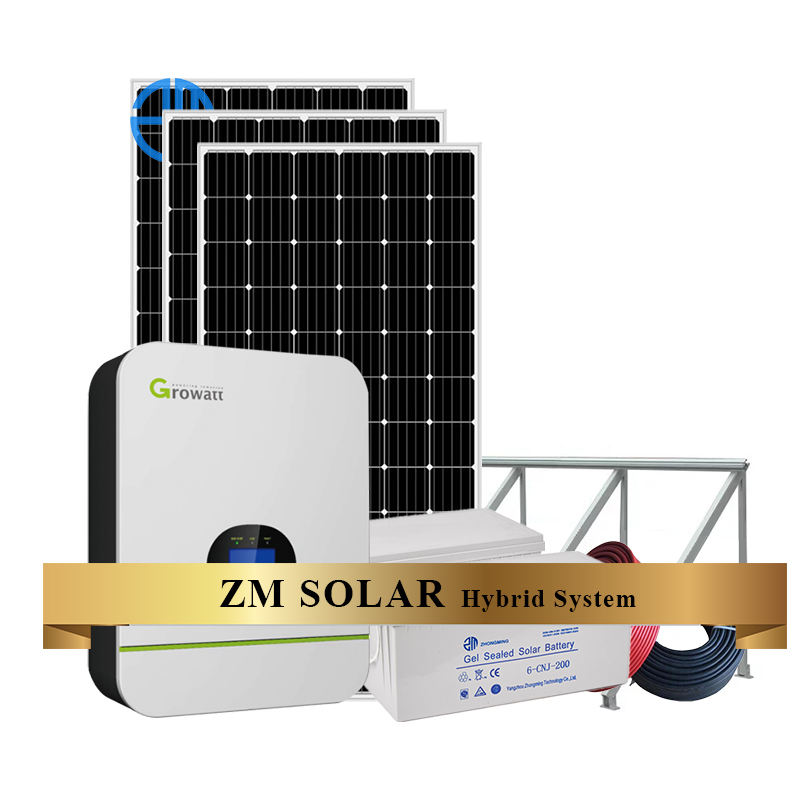 Trade Assurance New solar system for home,1KW 2KW 3KW 4KW 5KW 8KW 10KW 15KW 20kw solar energy system