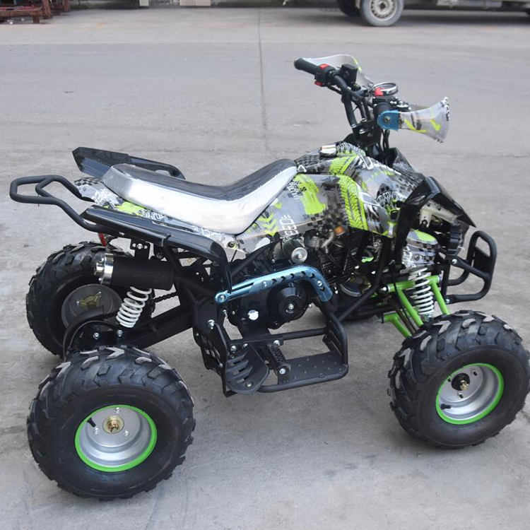 CE Approved 110CC Quad 4-stroke 1-cylinder air-cooled Automatic ATV