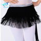 Belly Dancing Costume Hip Scarf Tassel High Quality Dancing Performance Wear Belt Wrap Hip Skirt Scarf Practice Belt
