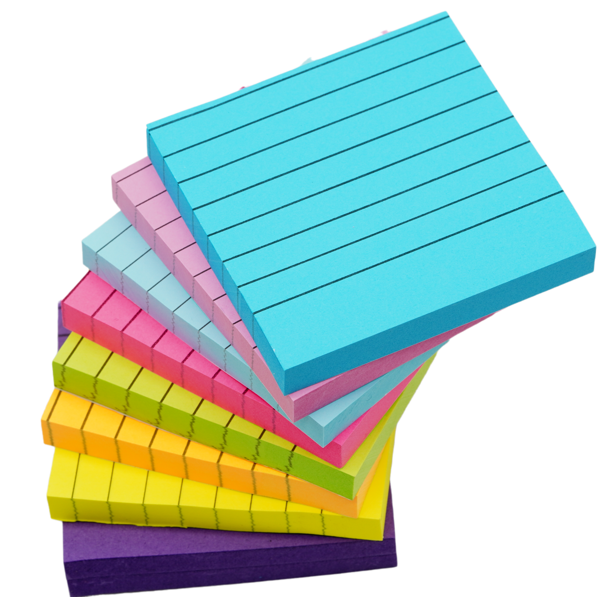 Promotional High Quality Diary Paper Writing Sticky Notes Pads