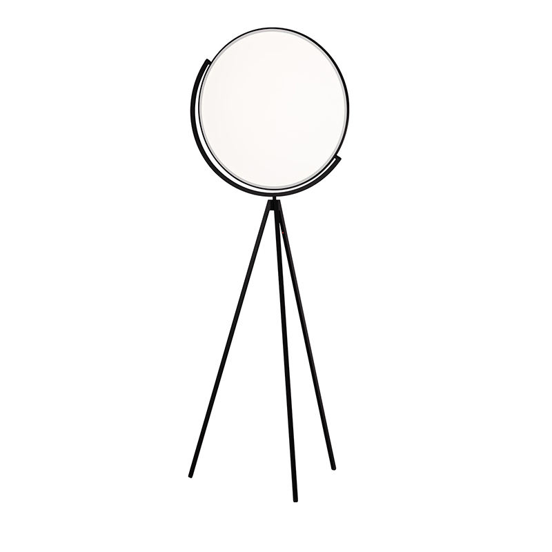 Nordic designer model room modern showroom showroom dimmable tripod LED floor lamp
