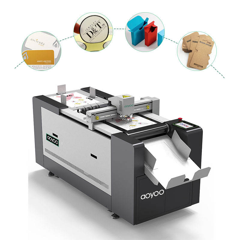 AOYOO high-quality one-to-one service digital corrugated box rotary die cutting machine
