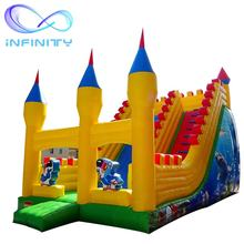 Best quality inflatable castle Kingdom Jumper Slide inflatable bounce house Inflatable jumping castle slide for kids