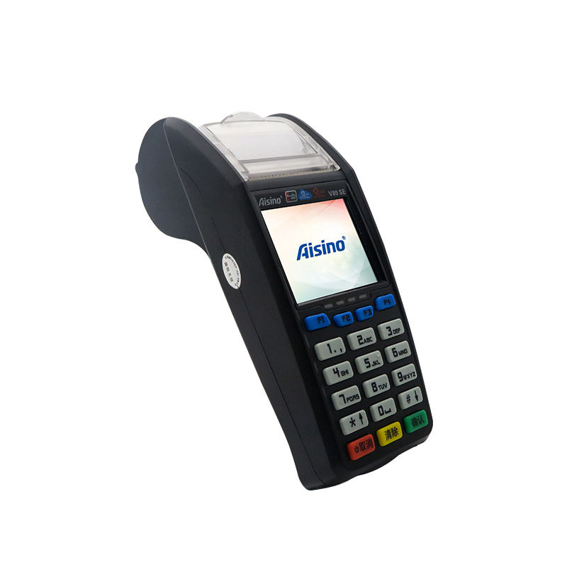 Produttore Commercio All'ingrosso <span class=keywords><strong>di</strong></span> controsoffitto <span class=keywords><strong>POS</strong></span> wireless V80 SE 3G/4G/WIFI 64MB + 128MB