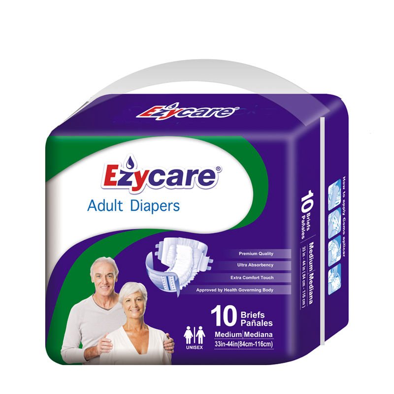 OEM adult diapers nurse adult super absorption printed disposable adult diaper