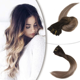 Factory Price Grade 10A Remy hair human hair clip in hair extension for white women