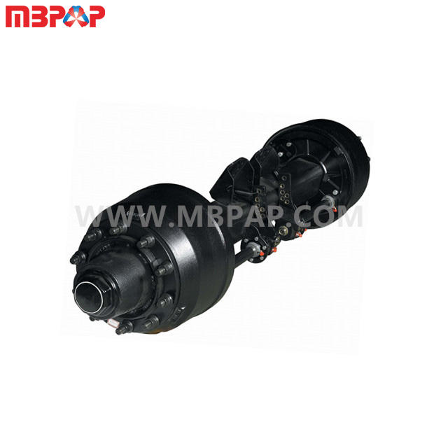 best price factory supply high quality fuwa axle parts Germany axle American type axle