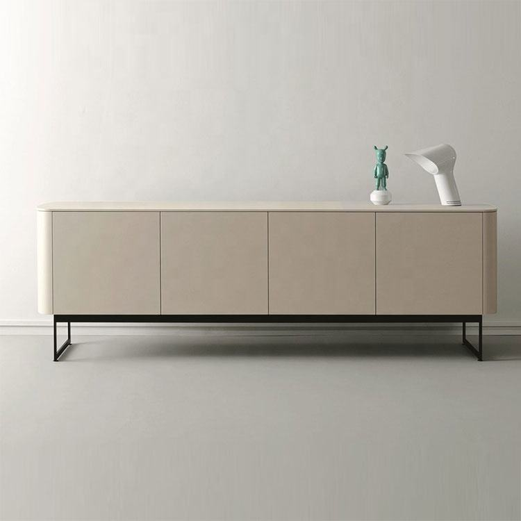 Bianco media console sitting room <span class=keywords><strong>TV</strong></span> stand e centri di intrattenimento stile Giapponese <span class=keywords><strong>tv</strong></span> da tavolo per la decorazione domestica