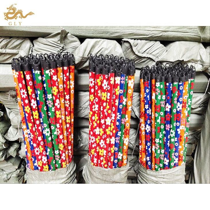 Brush Flower Broom Handle Broom Stick In Malaysia