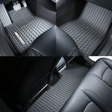 Factory Wholesale  TPE/ LATEX/PVC Custom Fit Car Floor Mat For Different Car Brands