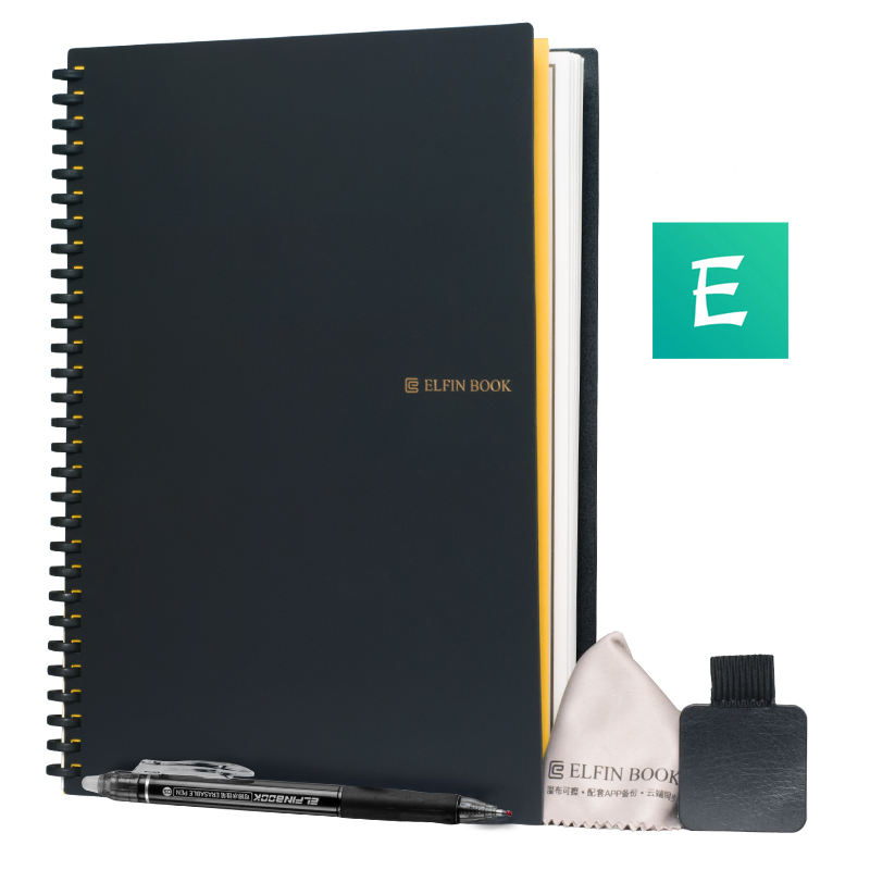 Elfinbook 2.0 Personalizzati Riutilizzabili Cancellabile Smart Notebook Giveaway Tecnologia Regali Regali Unici per il Business Partner