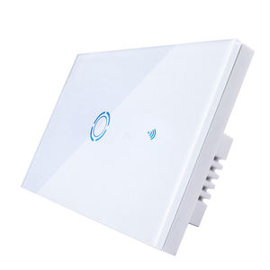 One Gang Wifi Power US Smart Light Wireless Remote Control Switch For Fan Light